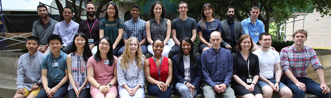 Ma'ayan Laboratory, BD2K-LINCS Summer Research Training Program in Biomedical Big Data Science